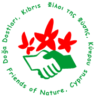Friends of Nature, Cyprus Logo